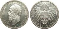 2 Mark Schaumburg-Lippe 1904 A Kaiserreich  kl. Kratzer, polierte Platte  1376.42 £ 1590,00 EUR free shipping