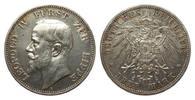 3 Mark Lippe 1913 A Kaiserreich  fast vorzüglich  402.54 £ 465,00 EUR free shipping
