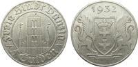 5 Gulden Danzig 1932 Kolonien und Nebengebiete  fast vorzüglich  /  vor... 1219.28 £ 1450,00 EUR free shipping