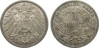 1 Mark 1909 J Kaiserreich  kl. Randfehler, vorzüglich  231.24 £ 275,00 EUR free shipping