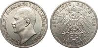 3 Mark Mecklenburg-Strelitz 1913 A Kaiserreich  vorzüglich / Stempelgla... 1509.38 £ 1795,00 EUR free shipping