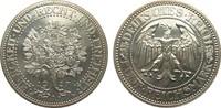 5 Mark Eichbaum 1927 A Weimarer Republik  min. Haarlinien, wz. Fleck, p... 836.68 £ 995,00 EUR free shipping